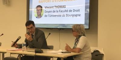 Intervention de Vincent Thomas au colloque «Villes internet»